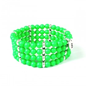 Band Bracelet  - Neon Pearls - D151SWNV
